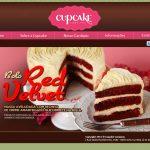Website Cupcake Company