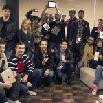 Início do Coworking em Curitiba 2