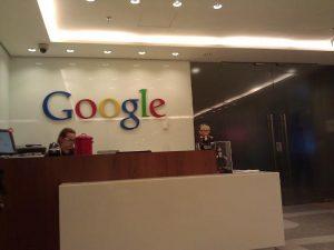 Visita ao Google