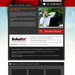 Web Site Schultz Institucional 2
