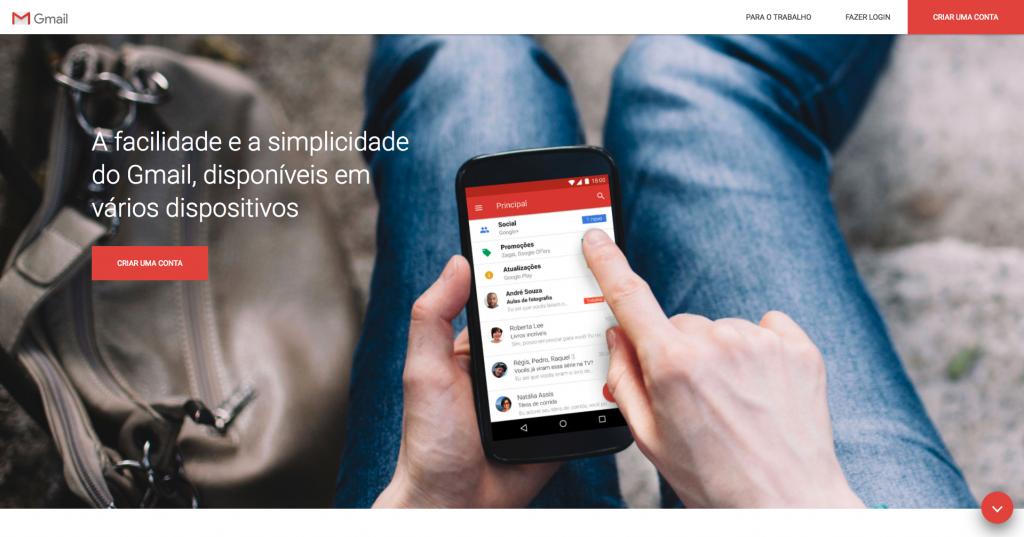 Passo-1-Site-Gmail