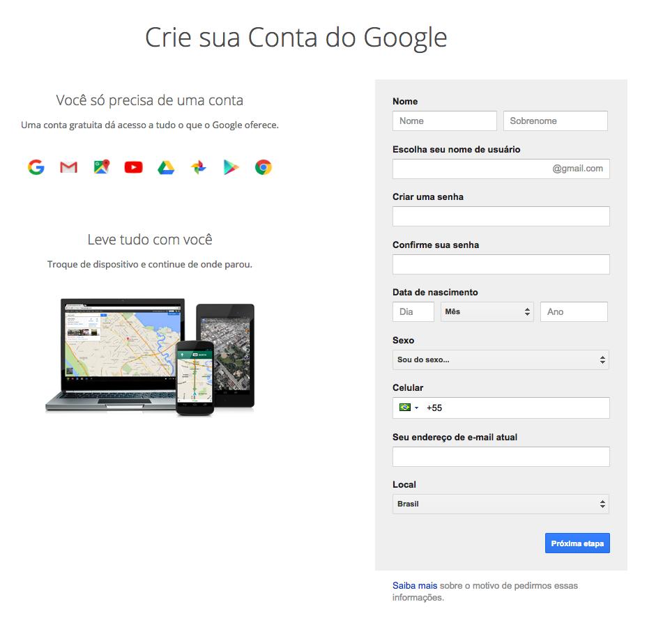 Passo-2-Cadastro-Site-Gmail