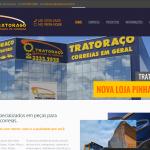 Tratoraço Peças para Trator e Mercado de Correias
