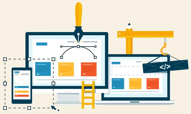Criação de sites Curitiba com HTML5